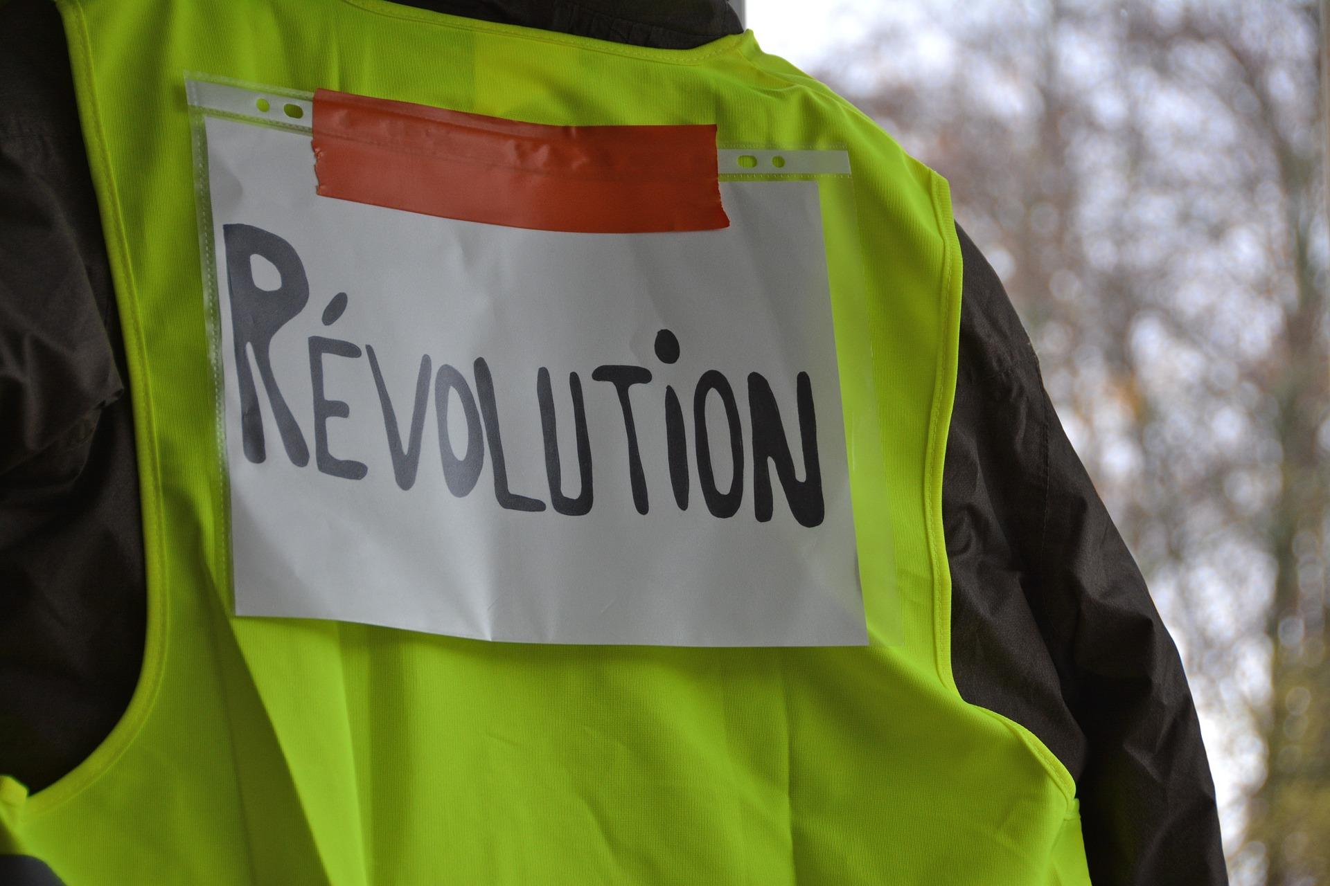 Gilets jaunes britanniques: à part l'influence, rien à voir avec leurs homologues français